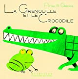 La grenouille et le crocodile