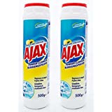 Ajax tout usage domestique grattante Poudre Aspirateur Parfum frais de citron 500g