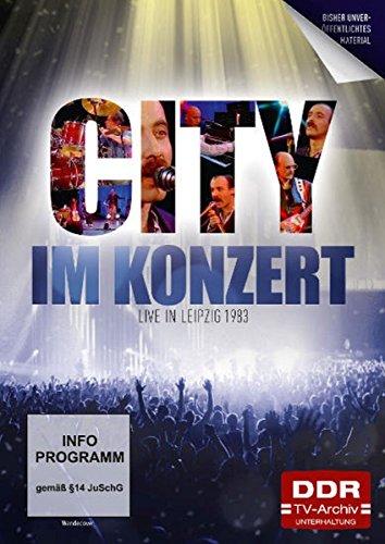 City 1983 - Im Konzert (DDR TV-Archiv)