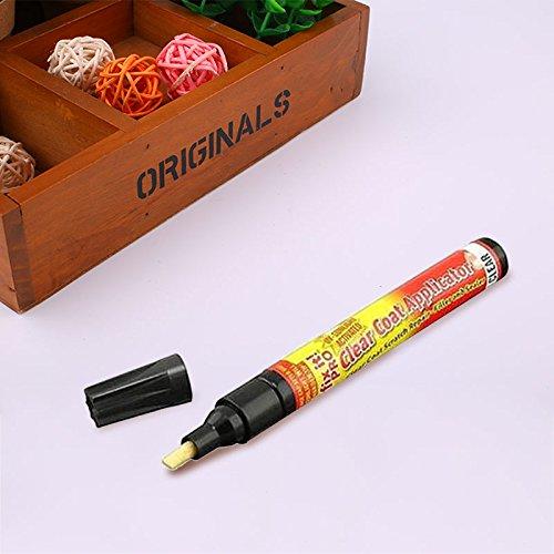 Kratzer-reparatur-remover (Haihuic Auto-Kratzer-Reparatur-Remover Filler Sealer Pen Clear Coat Applicator Tool 1 Stück)