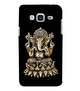 Lord Ganesha 3D Hard Polycarbonate Designer Back Case Cover for Samsung Galaxy J3 (6) J320F :: Samsung Galaxy J3 (2016)