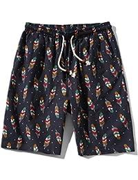 78a8537959 Amazon.es  Pantalones Estampados - Pantalones cortos   Hombre  Ropa