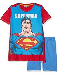 Superman Garçon Pyjama court - bleu