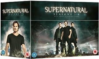 Supernatural - Saisons 1 à 6 [Blu-ray] [Import anglais] (B004YJRZQ0) | Amazon price tracker / tracking, Amazon price history charts, Amazon price watches, Amazon price drop alerts