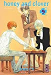 Honey & Clover Edition simple Tome 9