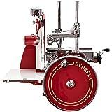Berkel - Berkel Schwungrad Aufschnittmaschine P15 - The Original - Rot - LIMITED EDITION