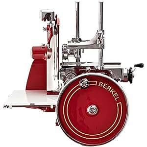 Berkel - Berkel Fly Wheel Meat Slicer P15 - Red - Limited Edition