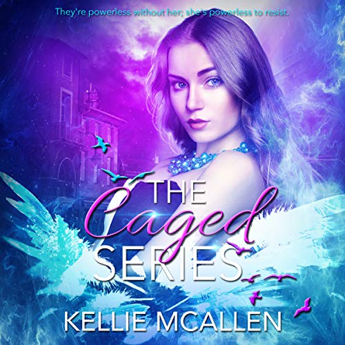The Caged Series: Reverse Harem Teen Paranormal Romance