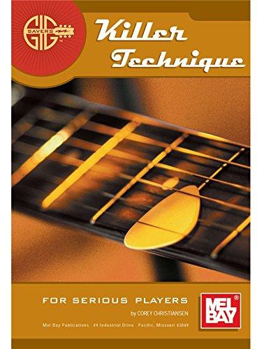 Gig Savers: Killer Technique. Partitions pour Guitare, Tablature Guitare