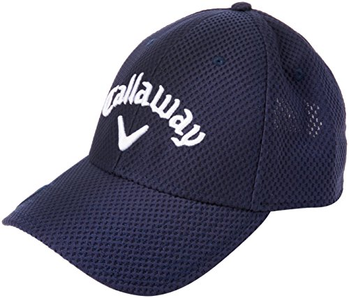 Callaway - Casquette de Baseball brodée pour Homme Taille Unique Bleu Marine
