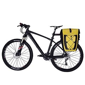 RockBros Bicicleta alforja trasera