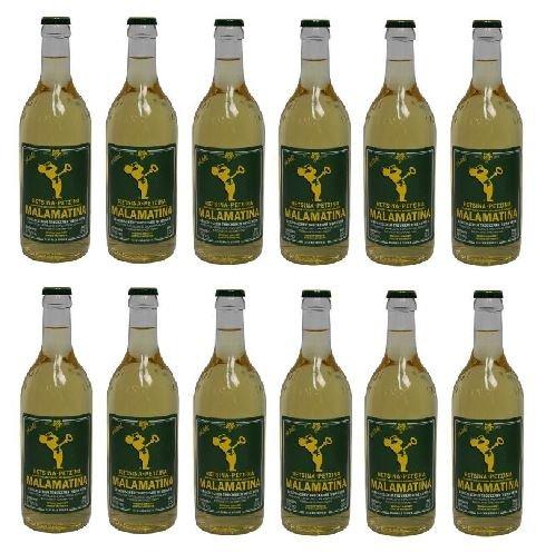 12x-500-ml-Retsina-Malamatina-geharzter-Weiwein-aus-Griechenland-Spar-Set-12-Flaschen-Wei-Wein-2-Probiersachets-a-10-ml-Olivenl-von-Kreta-gratis