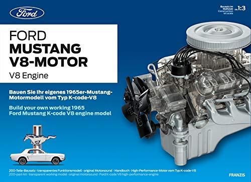 FORD Mustang V8 Motor: Bauen Sie Ihren eigenen 1965-er Mustang (Typ K-code-V8) (V8-modell)