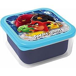 Boîte à déjeuner officielle Angry Birds - Enfant unisexe (lot de 2) (Taille unique) (Multicolore)