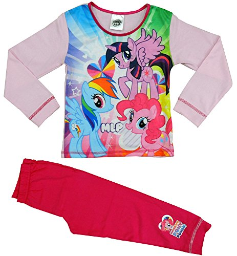 Girls My Little Pony Pyjamas Sleepwear PJs Ages 18 months to 5 Years Old