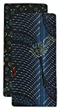 #3: Roja Men's Cotton Lungi, Pack of 2 (Multi-Coloured, 2.10 meters)