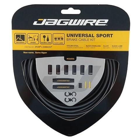 Jagwire Universal Sport Brake Kit Câble de frein Noir