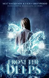 From The Deeps: A paranormal reverse harem (Seven Wardens Book 1)