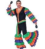 Brasilien Samba Mann Dance Men Kostüm