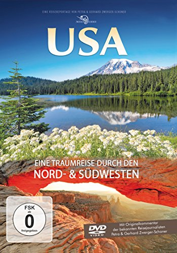 USA | Traumreise durch den Westen Amerikas | Reisereportage, Multivisions-Format (Film & Fotografie Mix) Multivision Video