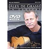 Alex De Grassi In Concert. Für Gitarre
