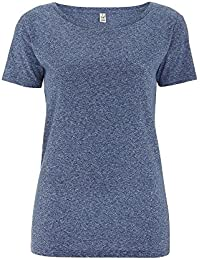EarthPositive - Women's Organic Special Yarn Effect T-Shirt
