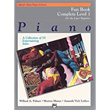 Alfred's Basic Piano Fun Complete, Level 1