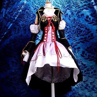 Vocaloid Dragon Haku Cosplay,Maßgeschneiderte(mailen uns Ihre Größe),Größe S: Höhe (Haku Kostüm Cosplay)