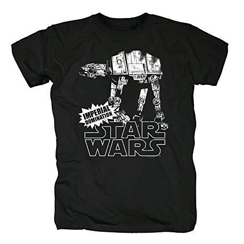 TSP Star Wars - AT-AT T-Shirt Herren S ()