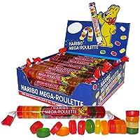 Haribo Mega Roulette Caramelos de Goma - 1008 gr