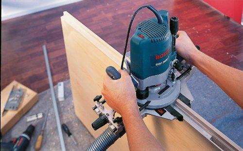 Bosch Professional GOF 2000 CE, Nennaufnahmeleistung, 8.000 – 21.000 min-1 Leerlaufdrehzahl, Kopierhülse 30 mm, L-Boxx, Parallelanschlag, 2.000 W, 0601619770 - 6