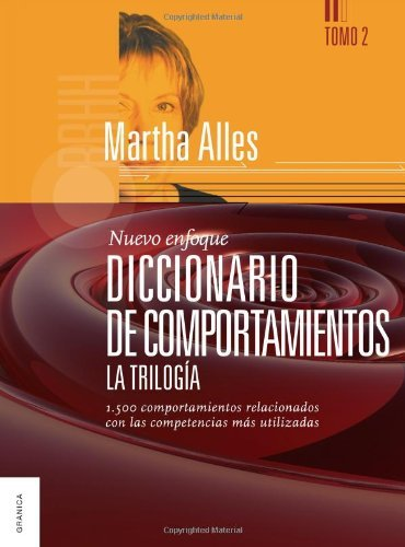 Diccionario de Comportamientos. La Trilogía. Tomo 2 eBook: Martha ...