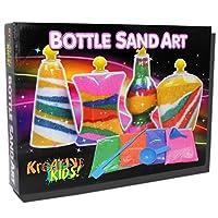 Kreative Kids Bottle Sand Art Childrens Craft Activity Set