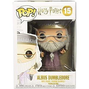 Funko - POP! Vinilo Colección Harry Potter - Figura Albus Dumbledore (5891) 12
