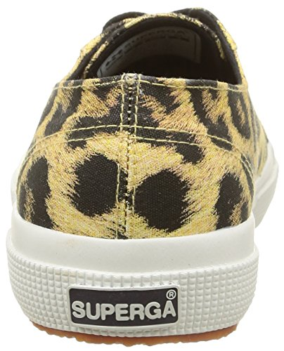 Superga 2750-cotw Animaux, Sneaker, Donna A03 Leopard