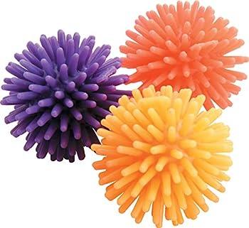 Zolux Pack de 3 Balles Jouets Étoile pour Chat 4 cm