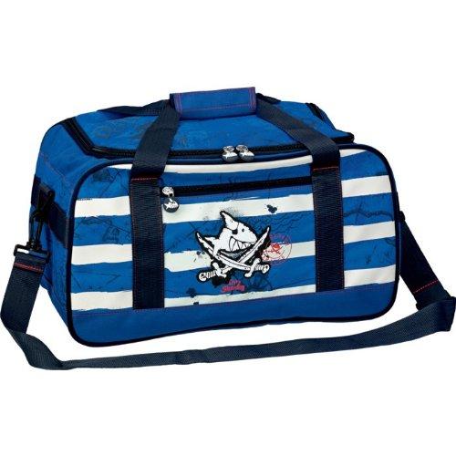 Preisvergleich Produktbild Sporttasche Capt'n Sharky Sieben Weltmeere
