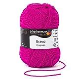 Schachenmayr Bravo 9801211-08350 rosa Handstrickgarn