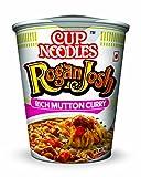 #10: Nissin Cup Noodles, Rogan Josh, 70g