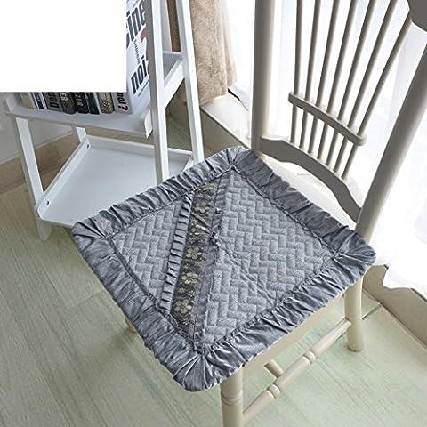Rotondo cuscino in ufficio/ pad sedia rotondo/ stuoia di slittamento