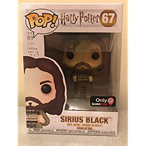 Funko Pop Sirius Black Azkaban (Harry Potter 67) Funko Pop Harry Potter