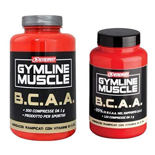 Zoom IMG-2 enervit gymline muscle b c