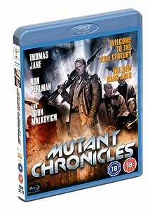 Mutant Chronicles. The [Edizione: Regno Unito] [Blu-ray] [Import anglais]