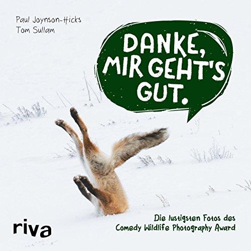 Danke, mir geht's gut: Die lustigsten Fotos des Comedy Wildlife Photography Award