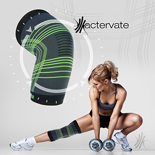 Actervate Compression Knee – Wraps