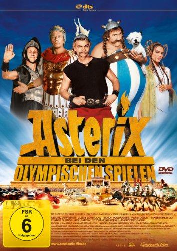 Bild von Asterix bei den Olympischen Spielen