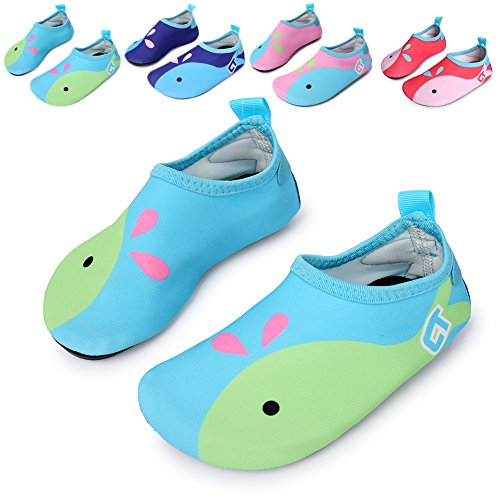 l-run-flexible-barefoot-water-skin-aqua-shoes-for-beach-swim-surf-yoga-exercise-light-blue