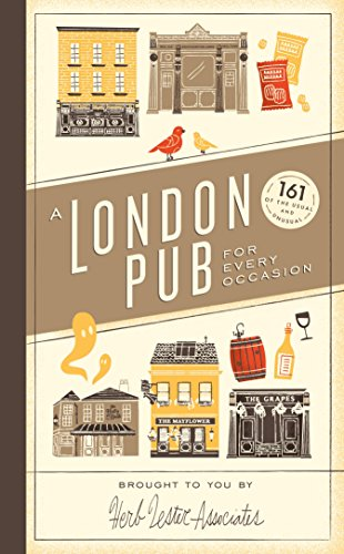 A London Pub for Every Occasion Cover Image
