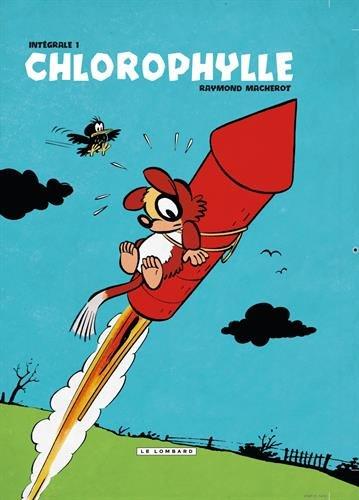 Chlorophylle Intégrale - tome 1 - Intégrale Chlorophylle