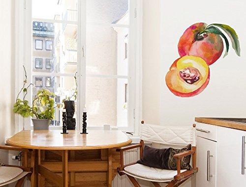I-love-Wandtattoo WAS-12229 Küche Obst Gemüse Wandtattoo